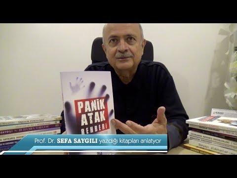 Prof. Dr. Sefa Saygılı kitaplarını anlatıyor 1