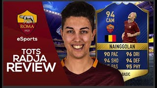 Watch Insa play with the best possible Roma team on FIFA 17 Ultimate Team, including 94 TOTS Nainggolan!► Follow Roma eSports on Twitter: https://twitter.com/RomaeSportsSubscribe to Insa on YouTube: http://bit.ly/RomaInsaSUBSubscribe to AS Roma on YouTube: http://bit.ly/ASRoma_Welcome to the official Youtube channel of AS Roma.Roma Network is the destination for Giallorossi, lifestyle and entertainment. Il canale ufficiale Youtube dell'AS Roma.Roma Network è il mondo dell'intrattenimento e del lifestyle per i tifosi giallorossi di tutto il mondo.Facebook: https://www.facebook.com/officialasromaGoogle+: https://plus.google.com/u/1/+asroma/Instagram: https://instagram.com/officialasroma/Twitter: https://twitter.com/OfficialASRoma