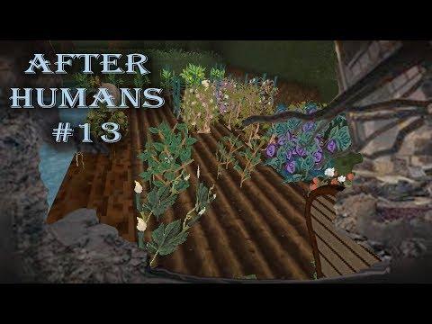 After Humans #13 Ein neues Texturen Paket [XerXes Zockt] [Minecraft After Humans deutsch]