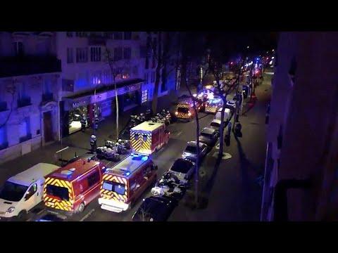 Τουλάχιστον οχτώ νεκροί από πυρκαγιά σε πολυκατοικία στο Παρίσι…