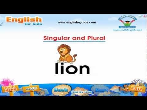 تعليم الانجليزية للاطفال تعليم قواعد