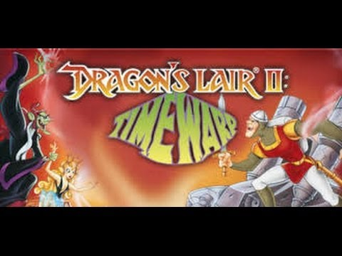 Dragon's Lair II : Time Warp PC