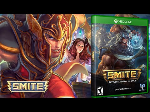 smite xbox one beta inscription