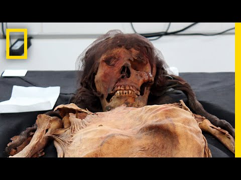 Revealing the Face of a 1,600-Year-Old Mummy | National Geographic