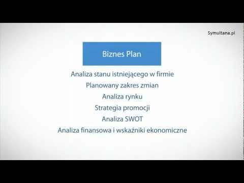 Biznesplan - podsumowanie (8/8), 1 min. 42 sek.