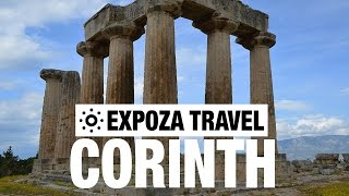 Corinth Greece  City new picture : Corinth Vacation Travel Video Guide
