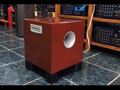 [Dương Audio] Loa siêu trầm Yamaha YST SW-515 nhập khẩu chính hãng với bass 25cm