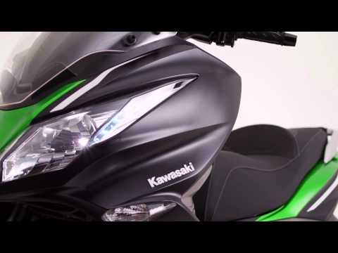 The New Kawasaki J300 - Official Video