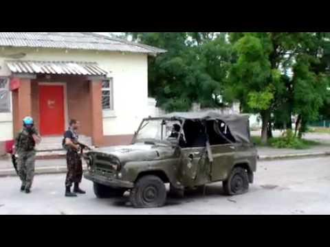 Война в Луганске (следующий за Славянском?)
