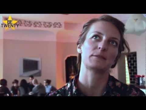 Anna Polívková a Jakub X. Baro pro BE TWENTY, ROXY/NoD 15. - 21. 10. 2012