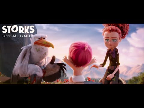 Storks Official Trailer 3