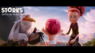 Nonton Storks   Official Trailer 3 Film Subtitle Indonesia Streaming Movie Download