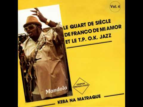 Sandoka (Franco) - Franco & le TPOK Jazz 1981