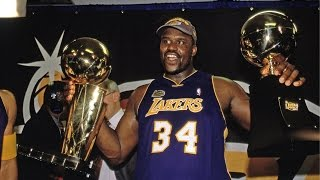 Shaquille O'Neal Career Retrospective by NBA