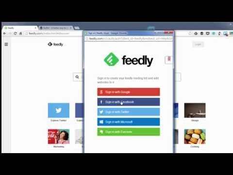Using Feedly and Buffer to share great content – for FREE (great for recruiters)