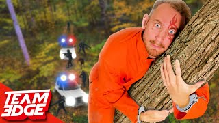 Video Handcuffed Prisoner Escape Challenge! | Escape the Forest!! MP3, 3GP, MP4, WEBM, AVI, FLV Juli 2019