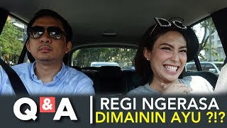 Video Q&A | REGI NGERASA DIMAININ AYU ??? MP3, 3GP, MP4, WEBM, AVI, FLV April 2019