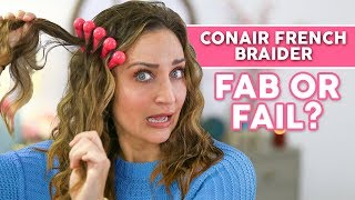 Conair French Braider… Will it Work?   FAB or FAIL by Cute Girls Hairstyles