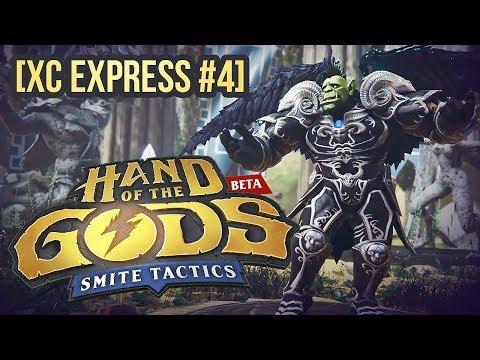 [ХС Express #4] Обзор Hand of the Gods: Smite Tactics
