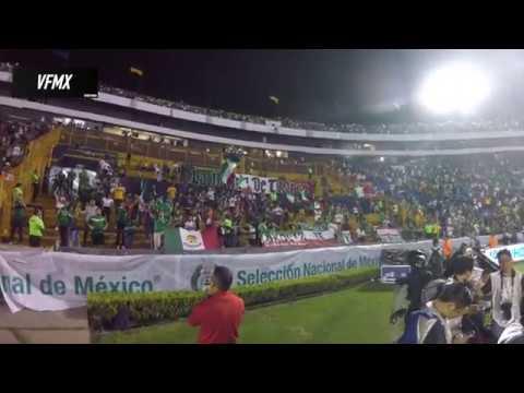 EL COLOR DE LA AFICION | MEXICO 3 - 2 COSTA RICA | AMISTOSO | LIBRES Y LOKOS | ESTADIO UNIVERSITARIO