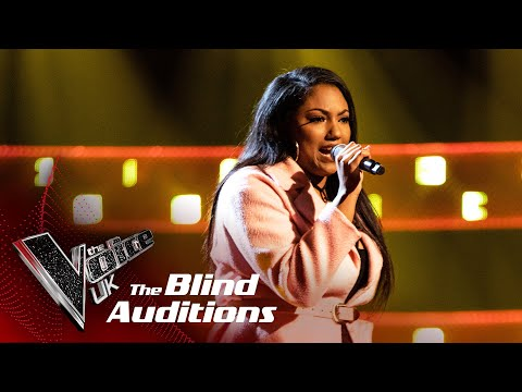 Blaize China's 'Instruction' | Blind Auditions | The Voice UK 2020