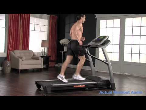 Video Demonstration of the Proform 900 ZLT Treadmill with iFit Live