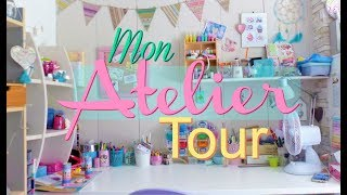 Video Atelier Tour / Rangement fimo 2k17 MP3, 3GP, MP4, WEBM, AVI, FLV November 2017