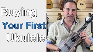 Buying Your First Ukulele: 3 Ukes to Consider (Soprano, Concert, Tenor)