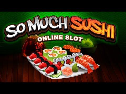 So Much Sushi Video Slot - Roxy Palace Casino