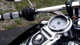 8. 2008 Harley Fat Bob For Sale!