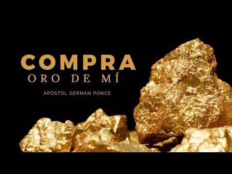 Apóstol German Ponce | Compra Oro De Mí | Domingo Am 24 De Junio 2018
