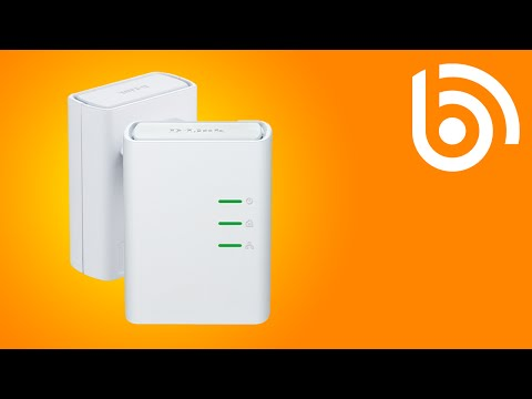 D-Link DHP-309AV HomePlug Kit Overview