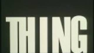 Video THE THING -  Trailer ( 1982 ) MP3, 3GP, MP4, WEBM, AVI, FLV Juni 2018
