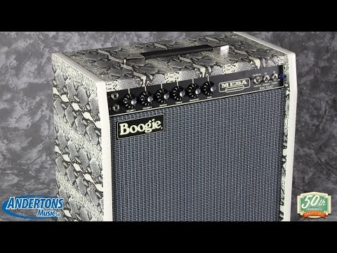 Mesa Boogie King Snake Demo - Santana-tastic Tones