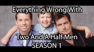Nonton Episode  44  Everything Wrong With Two And A Half Men S01e24 Can You Feel My Finger  Film Subtitle Indonesia Streaming Movie Download