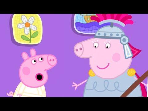Peppa Pig en Español Episodios completos Temporada 8 - Nuevo Compilacion 17