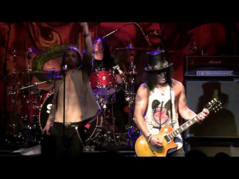 Video of Slash