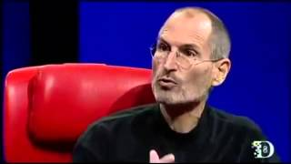 Steve Jobs explains how they changed their browser to return to the app. after being redirected to a website.
