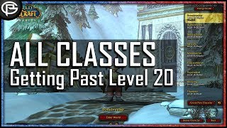 Video WoW Classic - All Classes Compared to get past 20 MP3, 3GP, MP4, WEBM, AVI, FLV Agustus 2019