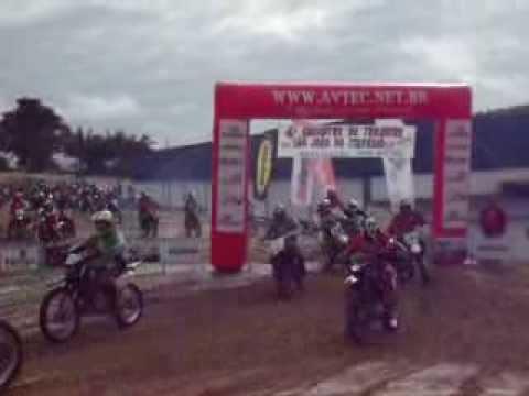4º Encontro de Trilheiros de São João do Itaperiu - Largada Motos - AVTEC.net.br