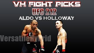 Nonton Ufc 212  Aldo Vs Holloway Main Card Full Fight Predictions Picks Analysis Film Subtitle Indonesia Streaming Movie Download