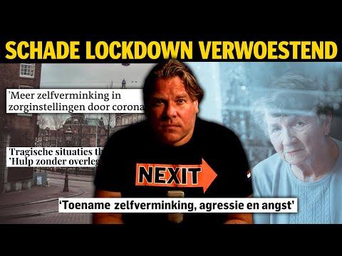Schade lockdown verwoestend - Jensen