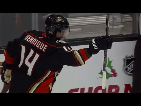 Video: Henrique scores first as a Duck for real this time