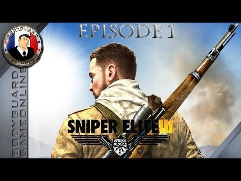 sniper elite 3 xbox one trailer