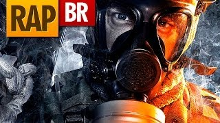 Rap do Battlefield 4 | Tauz RapGame 08