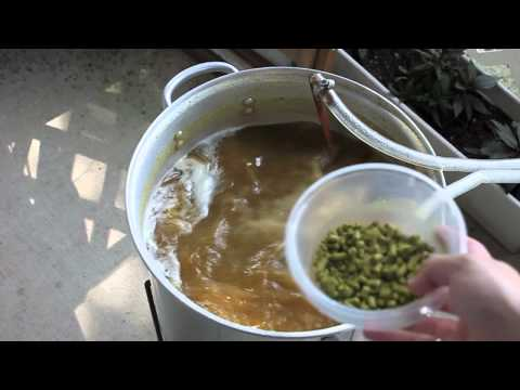 Brewing a Falconer's Flight IPA… With Joe!  (And maybe some bloopers at the end…)