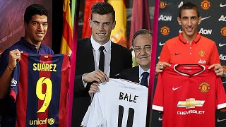 Video 20 Most Expensive Football Player Transfers Of All Time MP3, 3GP, MP4, WEBM, AVI, FLV November 2018