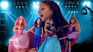 кукла Барби Рок звезда из мультика Рок н Ройалс