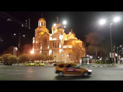 Samsung Galaxy Note 5 1080p Night Sample Video