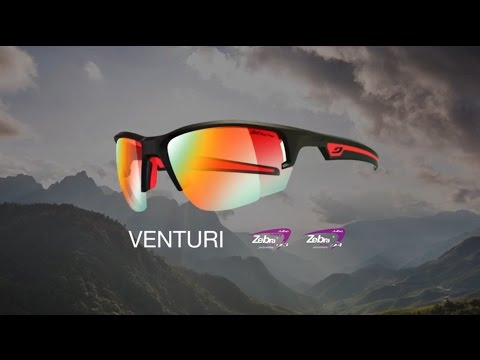 Venturi sunglasses – New vision for trail running